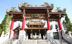 横浜中華街のナンバー1開運パワースポット!関帝廟でパワーをゲット♪