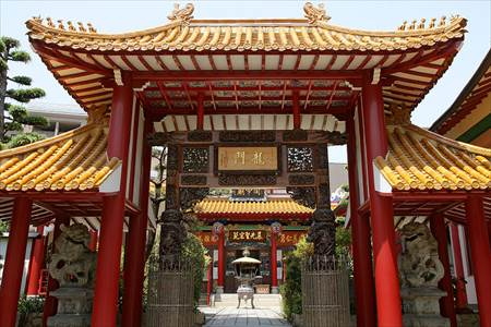 横浜中華街関帝廟がパワースポットだと言われる理由
