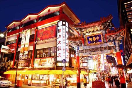 横浜中華街はカップルでも占いをしやすい雰囲気